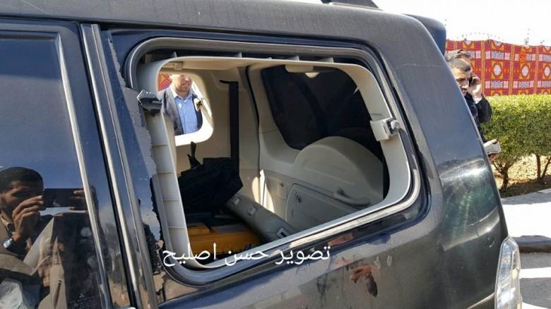 Hedef Direniş Güçlerini Suçlamak…Rami Hamdallah'ın Gazze'deki Konvoyuna Bombalı Saldırı
