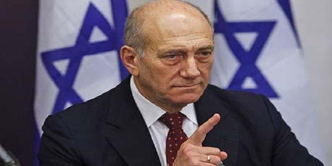 Siyonist Rejim eski başbakanı Ehud Olmert: 2006 Savaşı'nda Hizbullah'a Yenildik