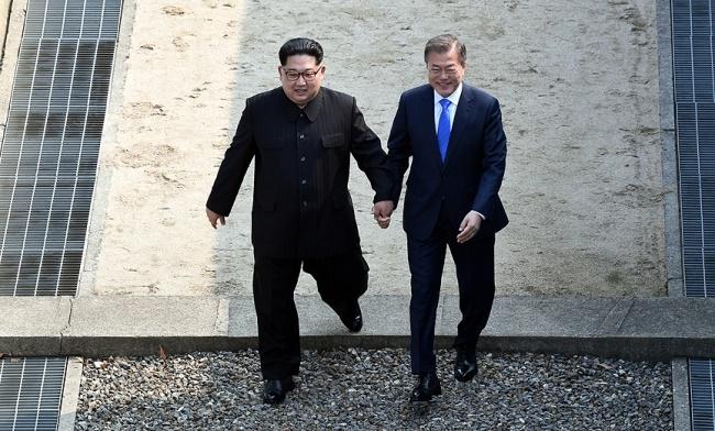 Güney Kore: Kuzey Kore'ye yaptırımları kaldırmak için ABD'nin onayına ihtiyacımız yok