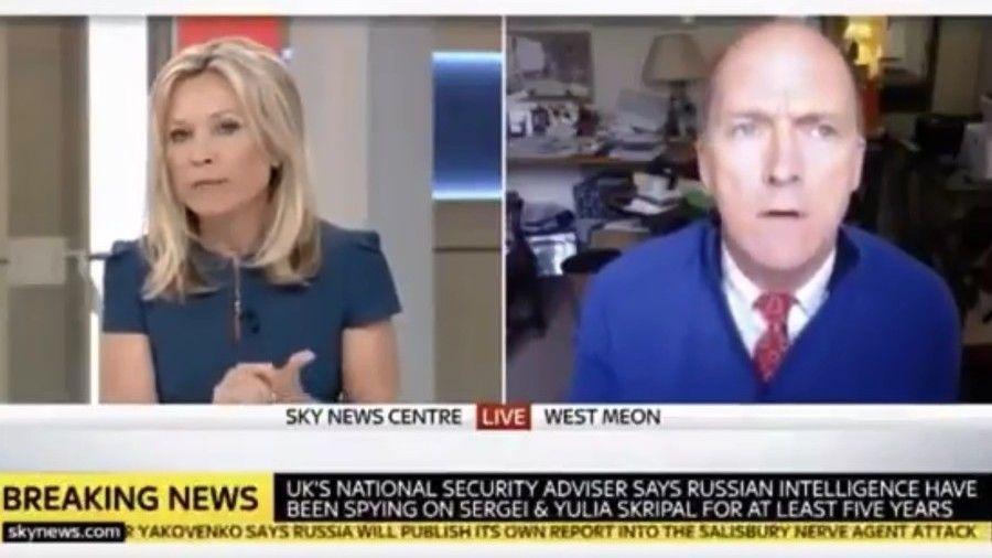 SKY News kanalı Eski İngiliz komutanı yayından neden aldı?
