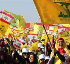 Gasıp Siyonist israil: Hizbullah eşittir Lübnan