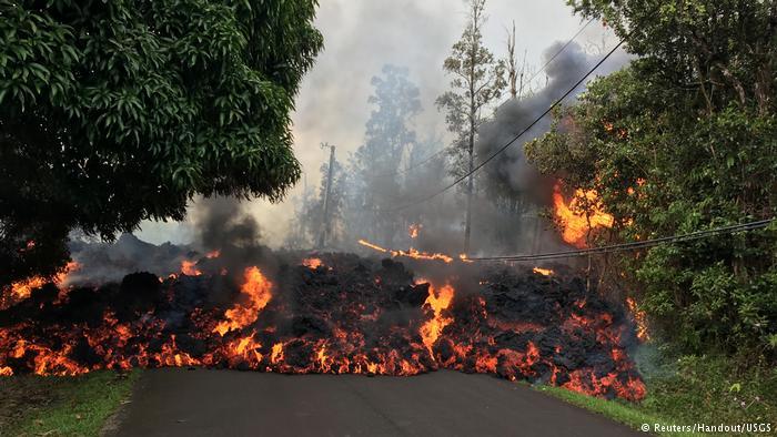 Guatemala'da volkan faciasında ölü sayısı yükseliyor