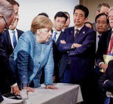 G7 Zirvesi İhtilaflarla Çalkalanıyor