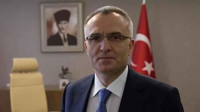 Maliye Bakanı Naci Ağbal: Bütçe 2018'in ilk 5 ayında 20.5 milyar lira açık verdi
