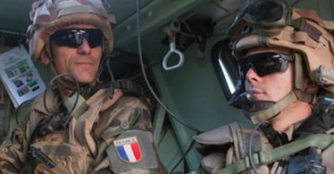 Fransa özel kuvvetleri işgal için Yemen'de