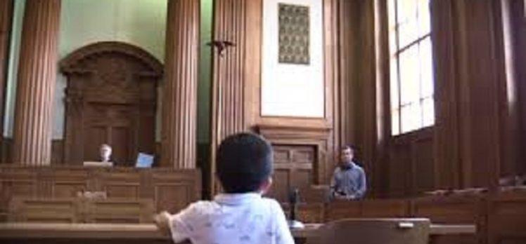 ABD'nin yere batasıca Adaleti! Bir yaşındaki bebeği yargıladılar