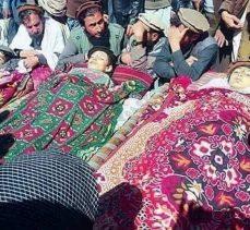 NATO Uçakları Afgan Halkını Bombaladı: Onlarca sivil şehid oldu!