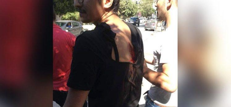 Hain Mahmut Abbas'a bağlı çeteler, Filistin Direnişine bağlı gençleri bıçakladılar