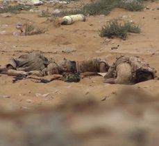 Yemen'li keskin nişancılar son 5 gün içinde 90'dan fazla işgalci asker öldürdü