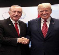 Erdoğan: Sayın Trump'la anlayış birliğine vardığımıza inanıyorum