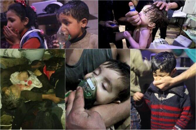 BBC Suriye yapımcısı Riam Dalati: Suriye'deki Kimyasal görüntüleri sahteydi