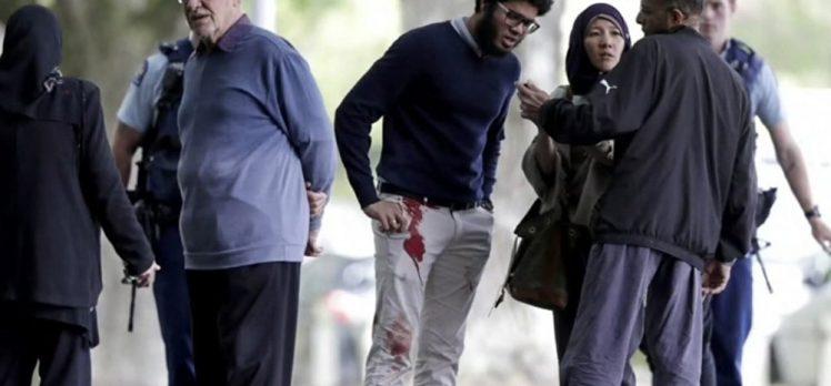 Görgü tanığı Yeni Zelanda'daki terör saldırısını anlattı:  Polis olay yerine çok geç geldi