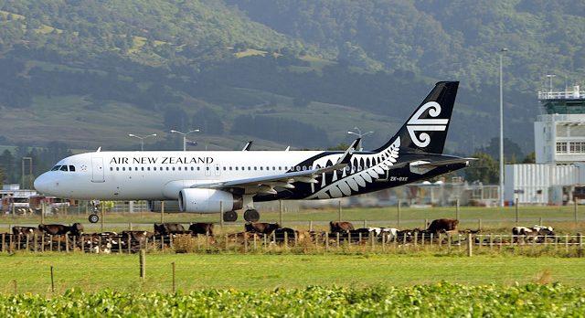 Yeni Zelanda'da havalimanı uçuşa kapatıldı