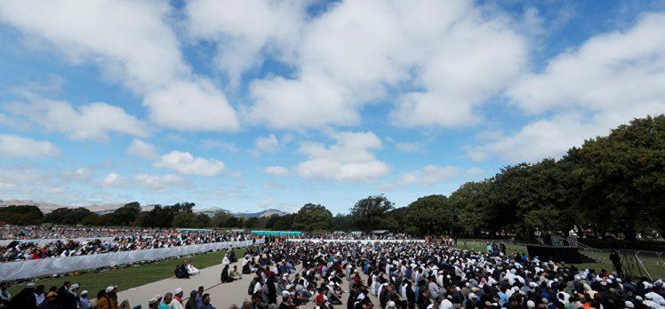 Yeni Zelanda'da  Ezan ulusal televizyonlarda canlı yayınlandı