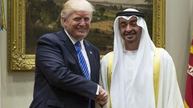 ABD'nin Birleşik Arap Emirlikleri'ne desteğini yineledi