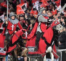 Yeni Zelanda'dan bir dayanışma daha: 'Haçlılar' takımı adını değiştiriyor