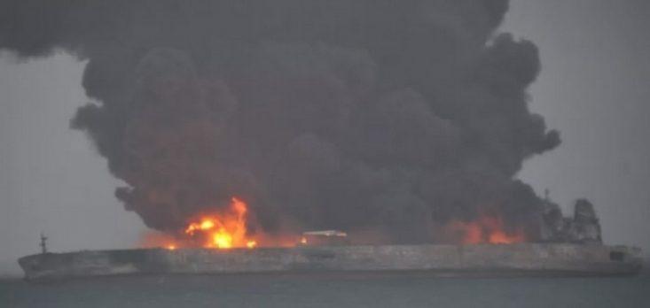 Petrol tankerlerinin patlaması işgalci israilin işiydi